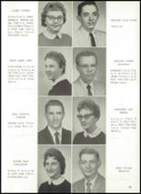 1960 Manchester High School Yearbook Page 28 & 29