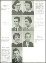 1960 Manchester High School Yearbook Page 30 & 31