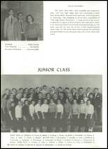 1960 Manchester High School Yearbook Page 34 & 35