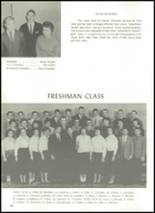 1960 Manchester High School Yearbook Page 38 & 39