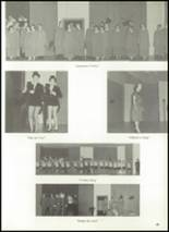 1960 Manchester High School Yearbook Page 46 & 47