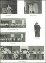 1960 Manchester High School Yearbook Page 48 & 49