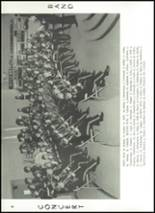 1960 Manchester High School Yearbook Page 52 & 53