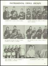 1960 Manchester High School Yearbook Page 54 & 55