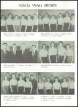 1960 Manchester High School Yearbook Page 58 & 59