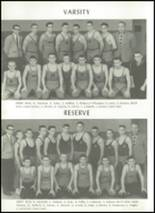 1960 Manchester High School Yearbook Page 66 & 67