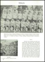 1960 Manchester High School Yearbook Page 68 & 69