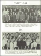 1960 Manchester High School Yearbook Page 80 & 81