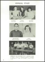 1960 Manchester High School Yearbook Page 82 & 83
