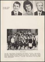 1966 Westville High School Yearbook Page 14 & 15