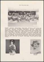 1966 Westville High School Yearbook Page 20 & 21