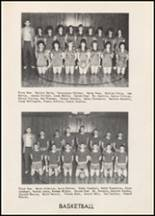 1966 Westville High School Yearbook Page 22 & 23