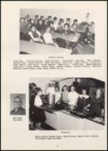 1966 Westville High School Yearbook Page 26 & 27