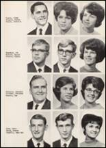 1966 Westville High School Yearbook Page 30 & 31