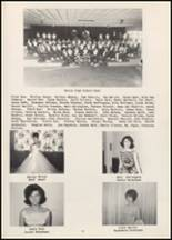 1966 Westville High School Yearbook Page 46 & 47