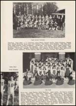 1966 Westville High School Yearbook Page 48 & 49