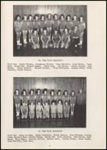 1966 Westville High School Yearbook Page 50 & 51