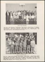 1966 Westville High School Yearbook Page 52 & 53