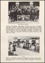 1966 Westville High School Yearbook Page 54 & 55