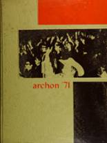 1971 Yearbook Stagg High School