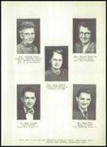 1950 Ruggles-Troy High School Yearbook Page 14 & 15