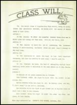 1950 Ruggles-Troy High School Yearbook Page 32 & 33