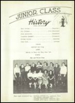 1950 Ruggles-Troy High School Yearbook Page 40 & 41