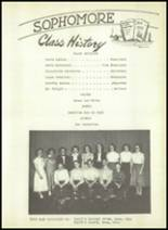 1950 Ruggles-Troy High School Yearbook Page 46 & 47
