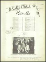 1950 Ruggles-Troy High School Yearbook Page 58 & 59
