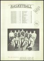 1950 Ruggles-Troy High School Yearbook Page 60 & 61