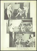 1950 Ruggles-Troy High School Yearbook Page 64 & 65