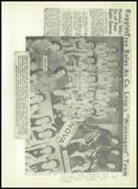 1950 Ruggles-Troy High School Yearbook Page 66 & 67