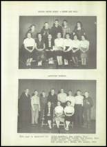 1950 Ruggles-Troy High School Yearbook Page 80 & 81