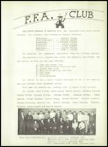 1950 Ruggles-Troy High School Yearbook Page 82 & 83