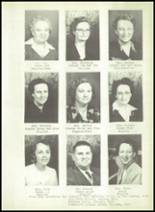 1950 Ruggles-Troy High School Yearbook Page 94 & 95