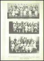 1950 Ruggles-Troy High School Yearbook Page 98 & 99