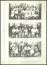 1950 Ruggles-Troy High School Yearbook Page 100 & 101