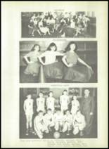 1950 Ruggles-Troy High School Yearbook Page 102 & 103