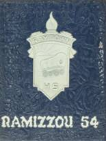 1954 Yearbook Raytown High School