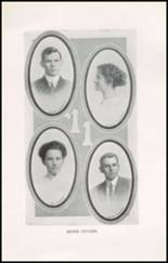 1911 Lincoln High School Yearbook Page 16 & 17