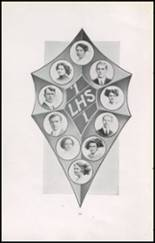 1911 Lincoln High School Yearbook Page 18 & 19