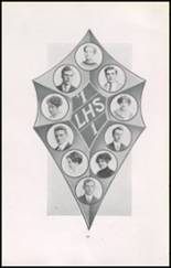 1911 Lincoln High School Yearbook Page 20 & 21