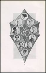 1911 Lincoln High School Yearbook Page 24 & 25