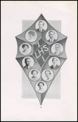 1911 Lincoln High School Yearbook Page 36 & 37