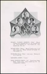 1911 Lincoln High School Yearbook Page 42 & 43