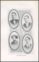 1911 Lincoln High School Yearbook Page 54 & 55