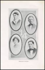 1911 Lincoln High School Yearbook Page 60 & 61