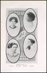 1911 Lincoln High School Yearbook Page 84 & 85