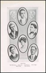 1911 Lincoln High School Yearbook Page 90 & 91