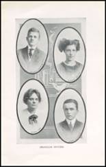 1911 Lincoln High School Yearbook Page 106 & 107